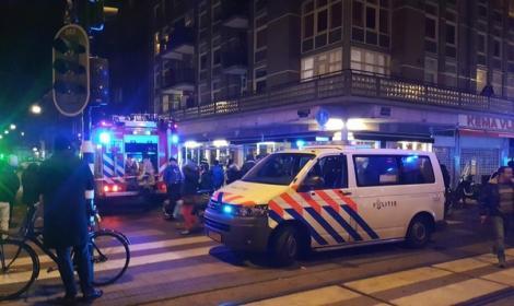 امستردام.. مصرع مغربي واصابة اثنين اخرين في اطلاق نار (فيديو)