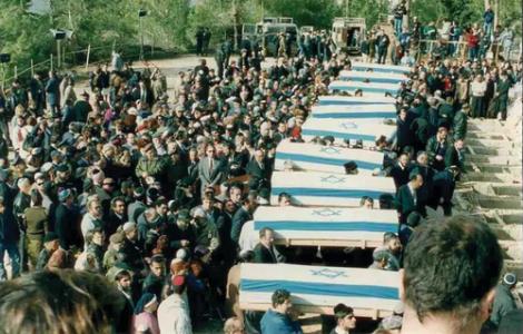 إسرائيل تحيي الذكرى 60 لغرق 43 يهوديا قرب الحسيمة