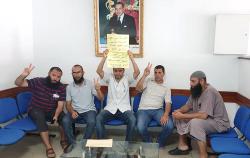 احتجاج بعد رفض طبيب بالمستشفى الاقليمي للحسيمة اجراء عملية لمريض معوز