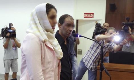 """اسبانيا .. مغربية تواجه 55 سنة من السجن """"لقتلها"""" طفلتيها (فيديو)"""