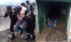 فيضانات تغمر منازل وتشرد عائلات ضواحي الحسيمة (فيديو)