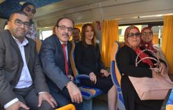 الحسيمة.. شركة تسير حافلات النقل المدرسي تمتنع عن أداء مستحقات السائقين