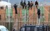 ما يزيد عن 200 مهاجر إفريقي يقتحمون سياج مليلية المحتلة