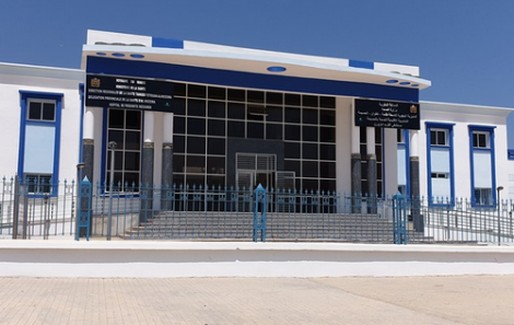 مستشفى امزورن المخصص لحالات كورونا يتعزز بـ 23 سريرا طبيا جديدا