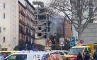 اسبانيا.. انفجار في مبنى وسط مدريد يخلف قتلى ومصابين