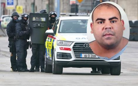 مغربي يتزعم عصابة في هولندا يستعين بعصابة من امريكا اللاتينية لتحريره من السجن
