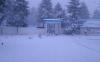 الثلوج تتسبب في قطع الطرق وتعليق الدراسة في بعض المناطق بالحسيمة