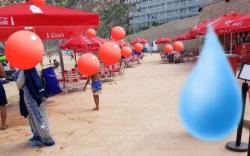 الحسيمة .. مطعم للوجبات السريعة يحتل ممر مخصص لسيارات الاسعاف بشاطئ كيمادو