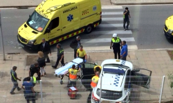 اسبانيا .. مغربي مبحوث عنه في جريمة قتل يطلق النار على الشرطة (فيديو)