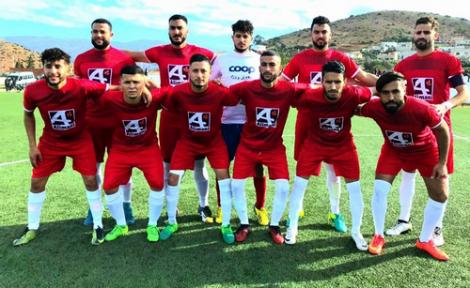 فريق اتحاد ايت بوعياش يعود بيتعادل ثمين من أمام مضيفه هلال الناظور