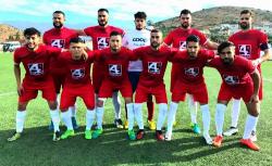فريق اتحاد ايت بوعياش يعود بتعادل ثمين من أمام مضيفه هلال الناظور