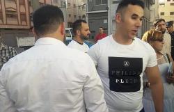 الشرطة الاسبانية تعتقل الناشط الحراكي جمال مونا