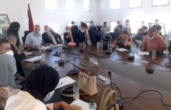 انتخاب جمال المساوي رئيسا لجماعة امزورن وسعيد اكروح رئيسا لجماعة بني بوعياش