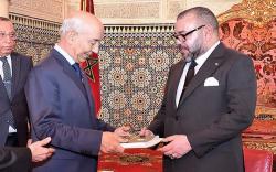 الحسيمة.. ادريس جطو يقدم للملك التقرير السنوي لانشطة المحاكم المالية