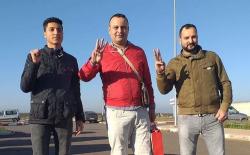 معتقل الحراك الحامل للجنسية البلجيكية يغادر السجن