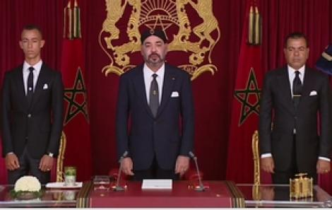 الخطاب الملكي بمناسبة عيد العرش