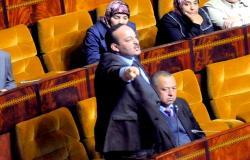 محمد الاعرج يتولى رئاسة الفريق الحركي بمجلس النواب خلفا لبلخياط