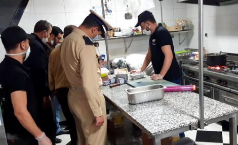 لجنة مراقبة الجودة تباغت مطاعم بمدينة الحسيمة