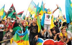 أمازيغ ليبيا يدشنون عصياناً مدنياً دفاعا عن الهوية
