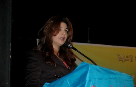 تطوان : انتخاب لبنى امغار امينة اقليمية لحزب الاصالة و المعاصرة