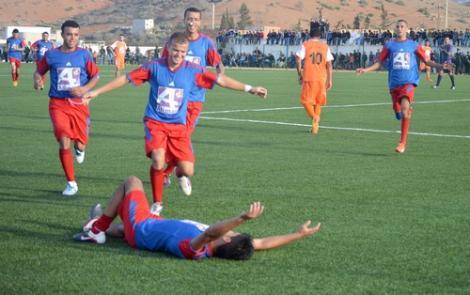 الإتحاد الرياضي يستمر في المُطاردة بعد فوزه في ديربي بني بوعياش