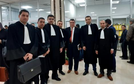 طنجة .. المحامون الجدد يؤدون القسم وسط حضور وزان لأبناء الحسيمة