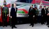 """الملك والرئيس الفرنسي يدشنان بطنجة القطار فائق السرعة """"البراق"""""""