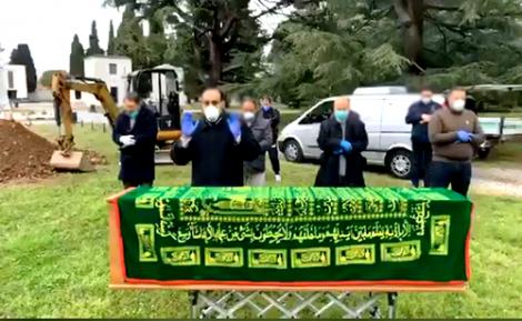 المغرب يتكفل بنفقات دفن جثامين افراد الجالية المعوزين المتوفين في بلاد المهجر