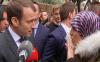 ماكرون يطلب من مغربية مغادرة فرنسا بعد أن طلبت منه منحها اللجوء