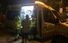 مدريد..مغربي يقتل زوجته ويسلم نفسه للشرطة مع اربعة اطفال (فيديو)