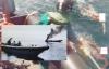 انقاذ 4 مهربين للمخدرات احترق قاربهم اثناء مطاردة للبحرية الاسبانية