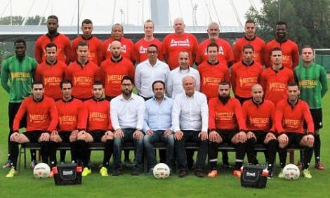 """إعتقال رئيس نادي """"مغرب 90 """" الهولندي المنحدر من الناظور"""
