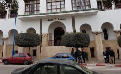 جنايات الحسيمة تبرأ حدثا متهما بالاعتداء على الامن واضرام النار