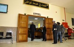 الحسيمة.. ادانة خمسة متهمين من اجل التظاهر بدون تصريح