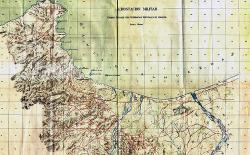 الجيش الاسباني يعرض الخريطة التي اعتمد عليها لغزو الحسيمة