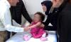 بعد ان توقع اطباء مغاربة موتها اطباء اسبان ينقذون حياة طفلة من الحسيمة (فيديو)
