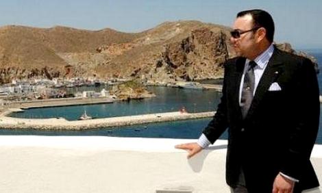 زيارة مرتقبة للملك الى الحسيمة لقضاء جزء من عطلته الصيفية