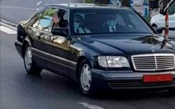 الملك محمد السادس يصل الى مدينة المضيق قادما من الرباط