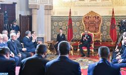 الملك يترأس توقيع برنامج الماء الشروب والسقي بـ115 مليار درهم