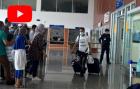 وصول اول طائرة تقل الجالية الى مطار الحسيمة