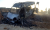 سلطات الحسيمة : إصابة 72 أمنيا واحراق وتخريب سيارتين باجدير