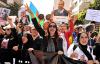 الالاف يشاركون في مسيرة بالدار البيضاء لدعم معتقلي حراك الريف