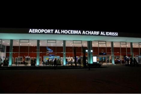 حركة النقل الجوي بمطار الحسيمة تواصل تراجعها