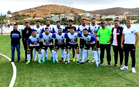 اتحاد بني بوعياش يعزز صدارته في بطولة القسم الثالث هواة