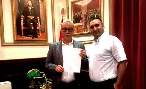الحزب المغربي الحر يزكي الحنودي للانتخابات التشريعية ويصفه بأسد الريف