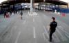 """مغربي يصيح """"الله اكبر"""" ويطعن شرطي اسباني بمعبر بني انصار (فيديو)"""
