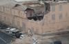 رياح قوية تتسبب في انهيار مبنى بمليلية