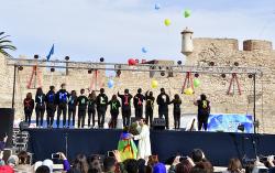 """سلفيو مليلية """"يشوشون"""" على احتفالات السنة الامازيغية في المدينة المحتلة"""