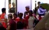 اسبانيا تنقل مهاجرات صخرة اسفيحة المحتلة الى مليلية (فيديو)