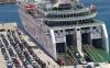 ميناء الحسيمة يسجل ارتفاعا غير مسبوقا في عدد المسافرين